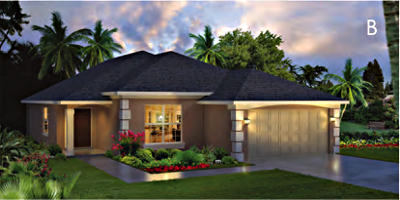Sabal Palm - 4 bed 2 bath 1567 sq. ft.