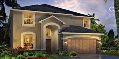 Queen Palm -  6 bed 4.5 bath 2826 sq. ft.