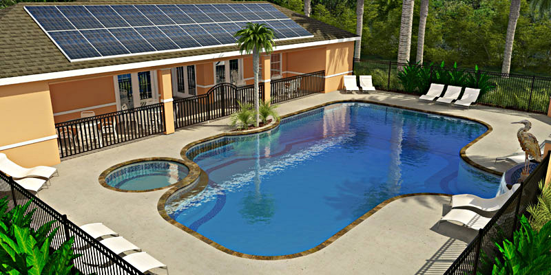 DREAM neighborhood  pool